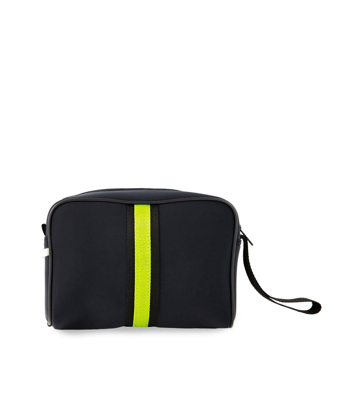 beauty-bag-neoprene-impermeabile-fascia-verde-retro