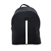 Zaino Maxi Neoprene Impermeabile Nero Quitto Bags